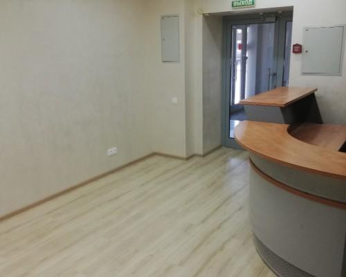 Офис компании KOMATSU в г. Кемерово.